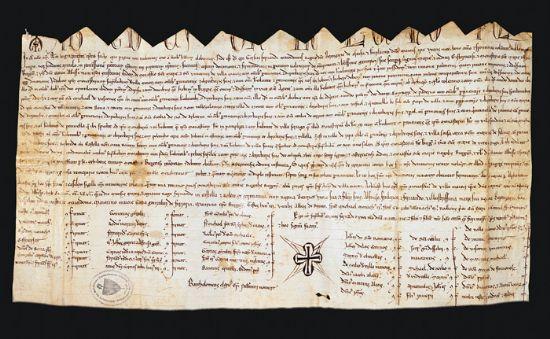 Carta fundacional
